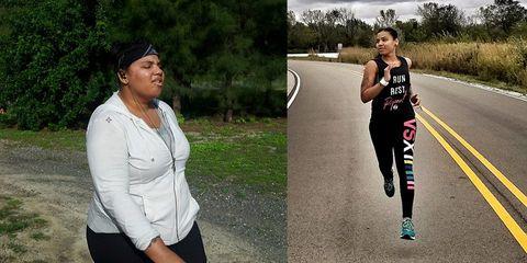 Como perder peso correndo